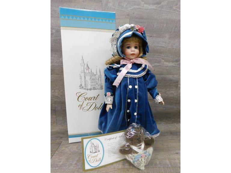 Court of Dolls, Limited Edition Doll