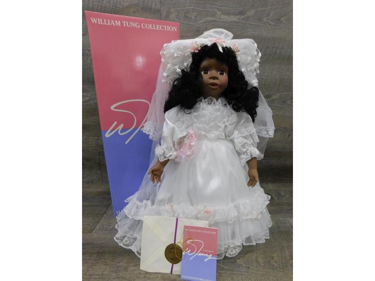 William Tung Collection Doll