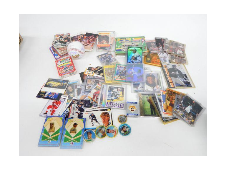 Nice Sports cards and More Collection