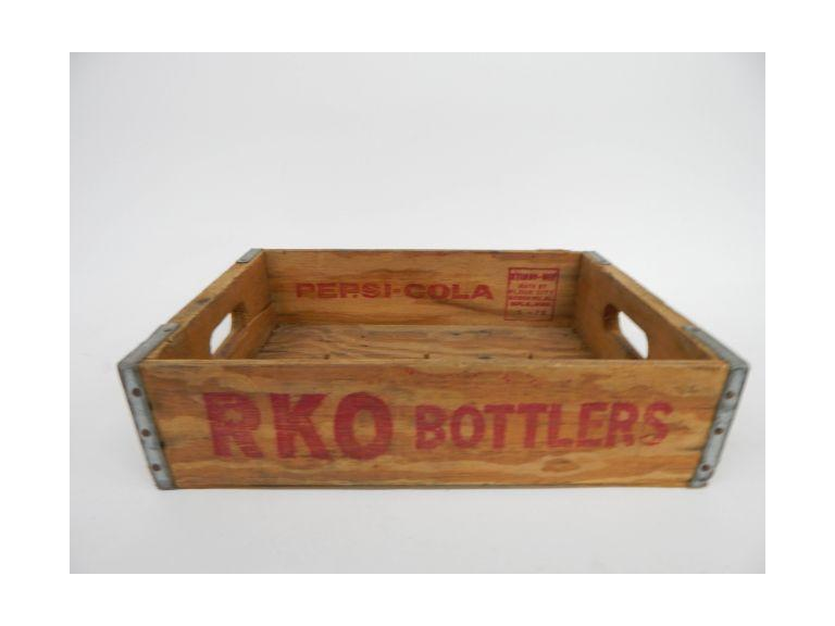 RKO Pepsi Cola Shipping Crate