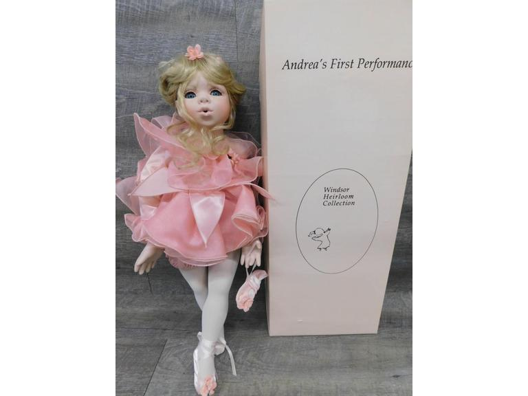 Windsor Heirloom Ballerina Doll