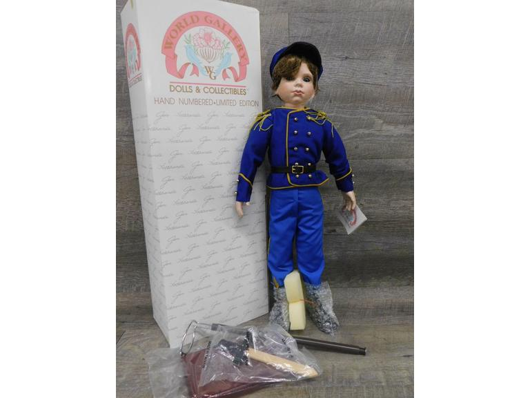 World Gallery Tad Lincoln Doll