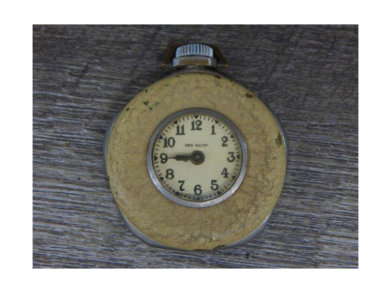 New Haven Canteen Pocket Watch