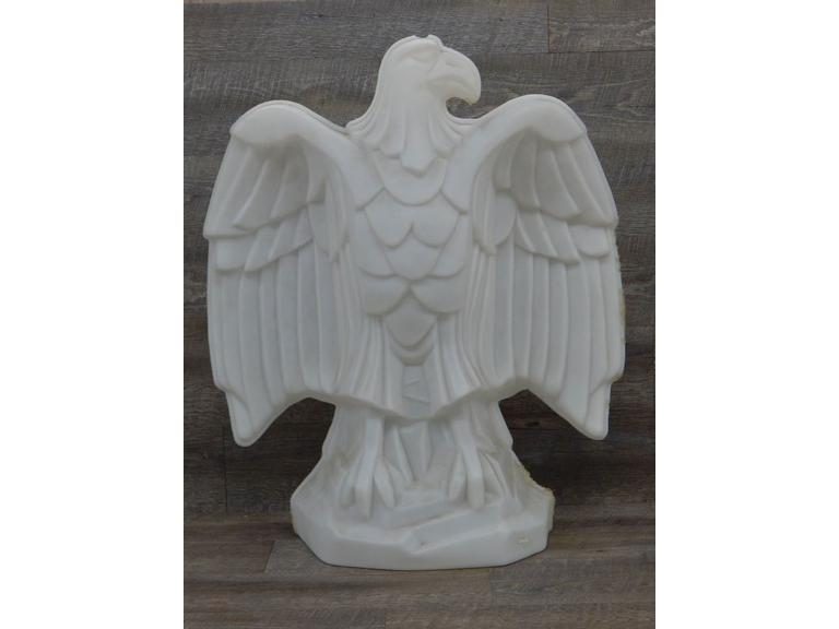 Large Blow Mold Plastic Eagle