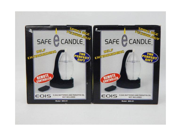 Remote Control Safe e Candles
