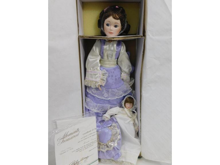 Moments Treasured Vicky Wang Doll
