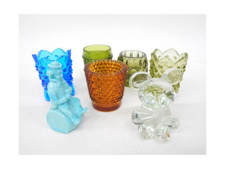 Small Art Glass Collection