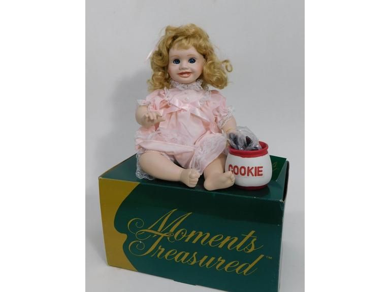 Limited Edition Moments Treasured Doll