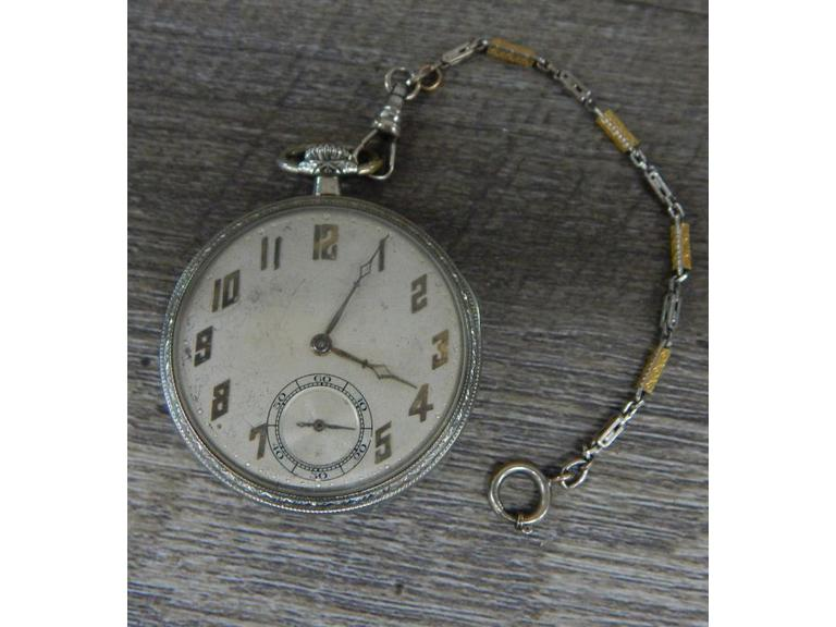 Antique South Bend Pocket Watch