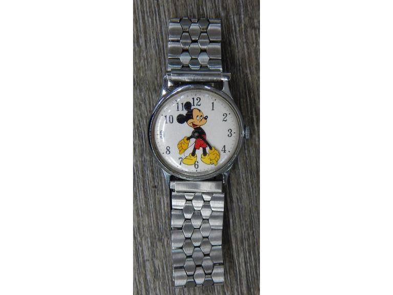 1960's Classic Mickey Mouse Watch