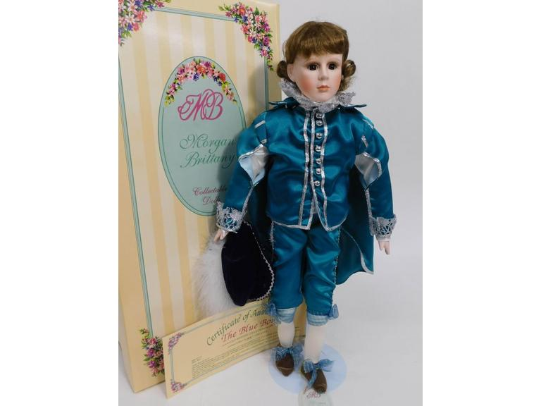 Limited Edition Morgan Brittany Doll