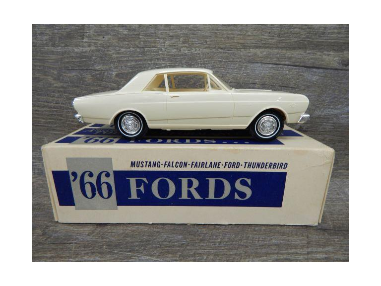1966 Ford Dealership Promotional Car w/ BOX