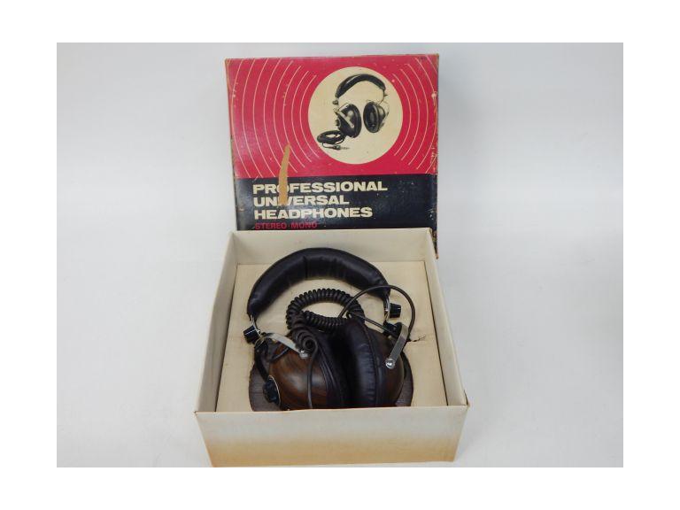 Universal Professional Headphones