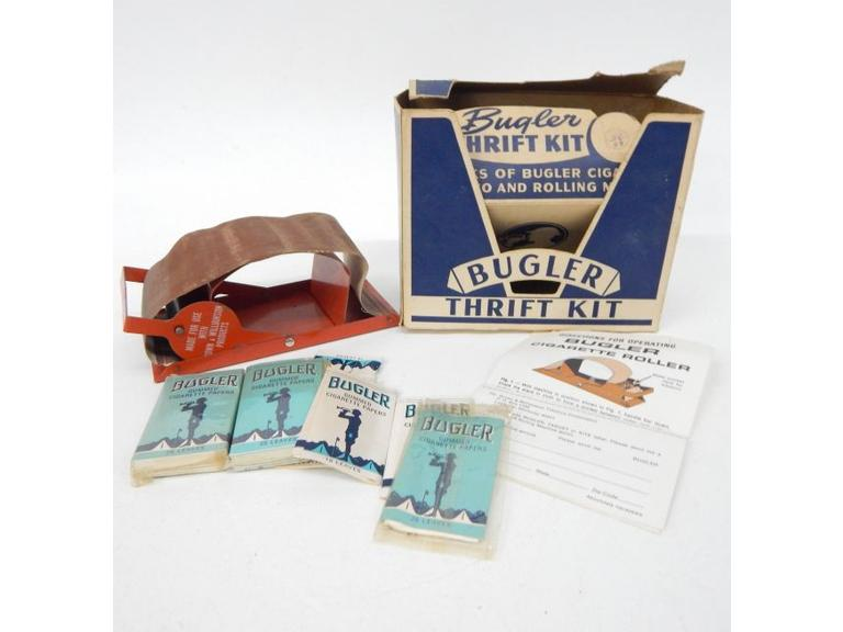 Bugler Cigarette Rolling Machine