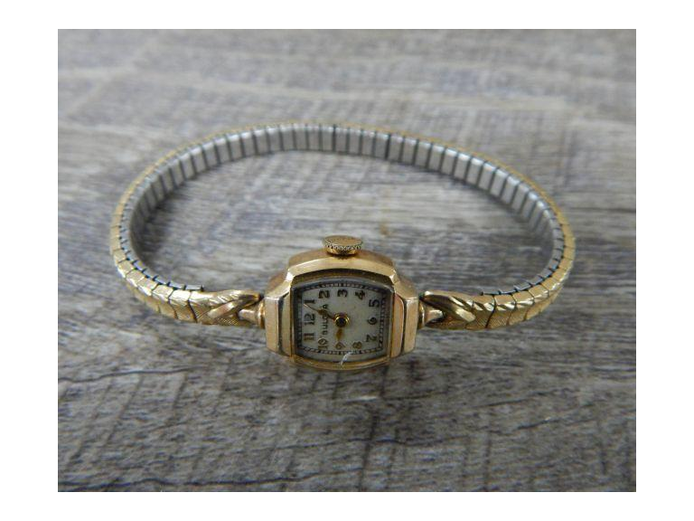 Ladies Bulova Mechanical Wristwatch