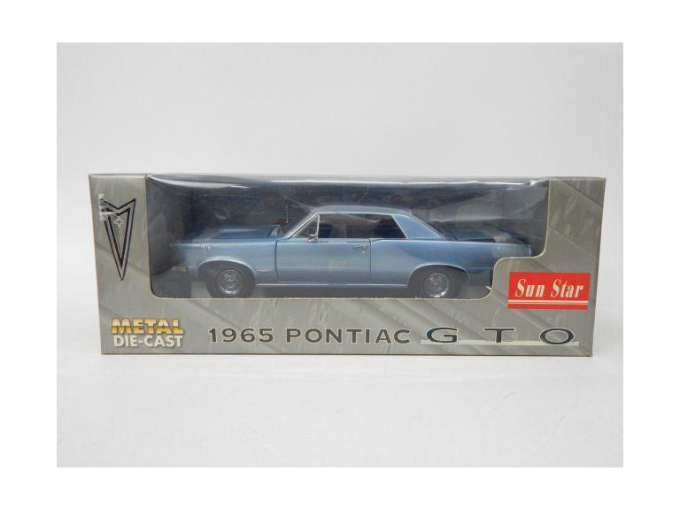 1:18 Scale Classic GTO Die-Cast Model