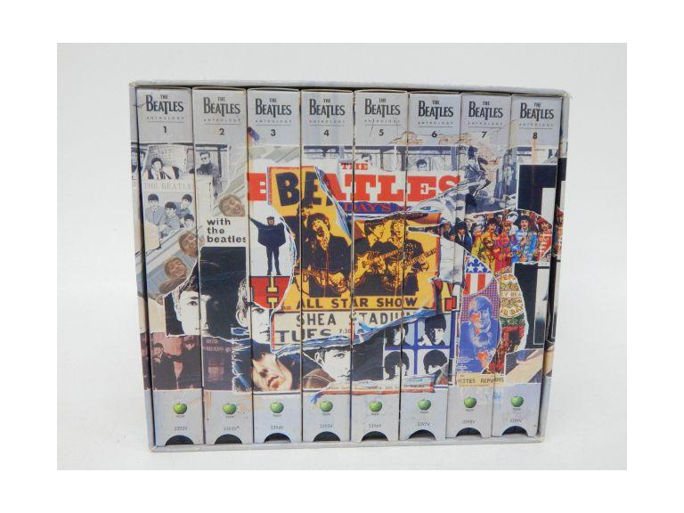 The Beatles Anthology VHS Set