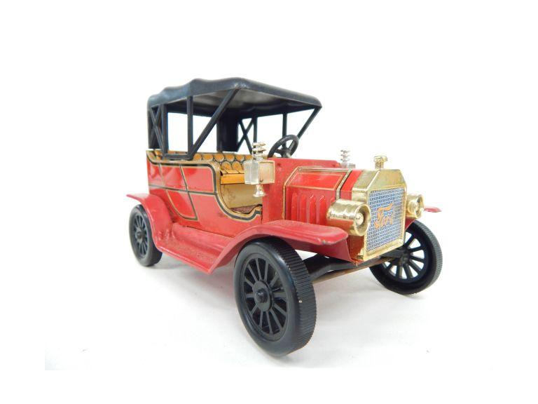 Made in Japan Tin 1909 Ford Toy Car