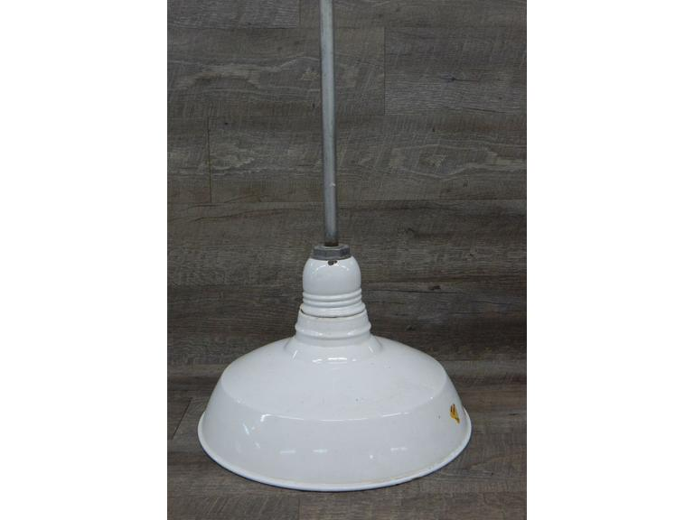 Tall Industrial Light Fixture