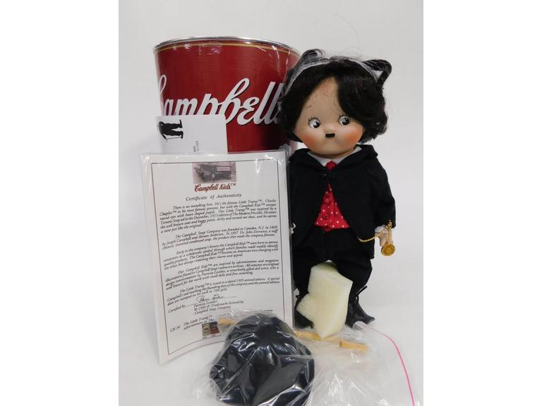 "Campbell's Soup 1995 ""The Little Tramp"""