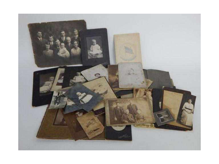 Collection of Vintage & Antique Photographs