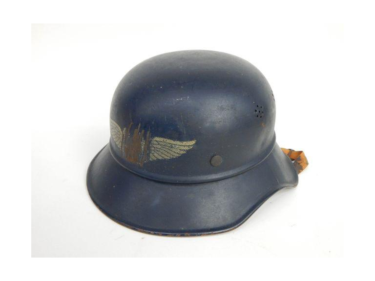 WW2 Era German Metal Helmet