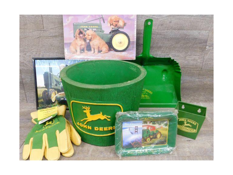 John Deere Collectibles Lot