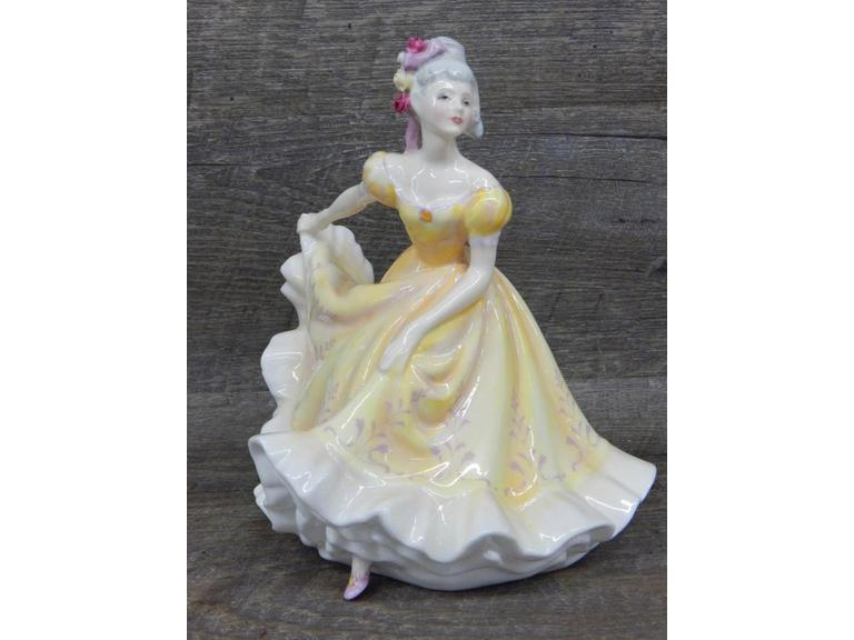 Royal Doulton Nanette Bone China Figure