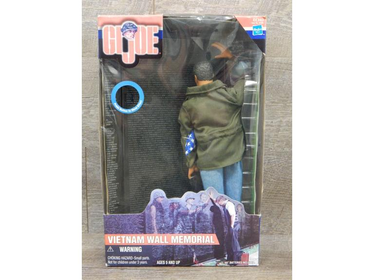 GI Joe Vietnam Wall Memorial Figure