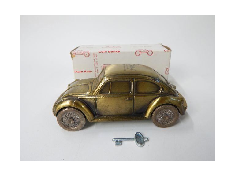 Volkswagen Beetle  Die-Cast Bank