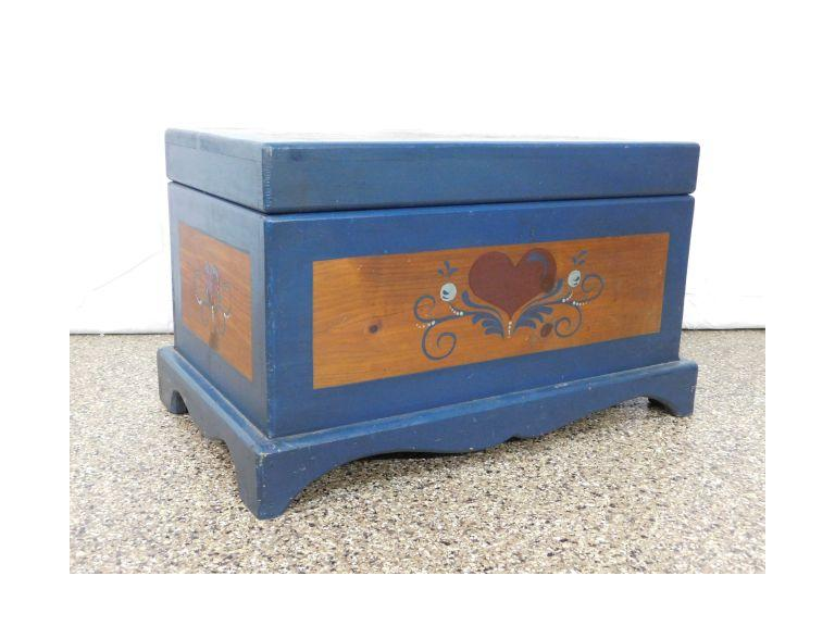 Wooden Storage/Toy Chest