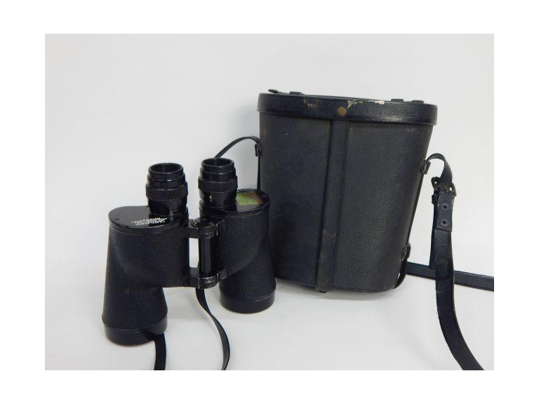 WW2 Era US Navy Binoculars