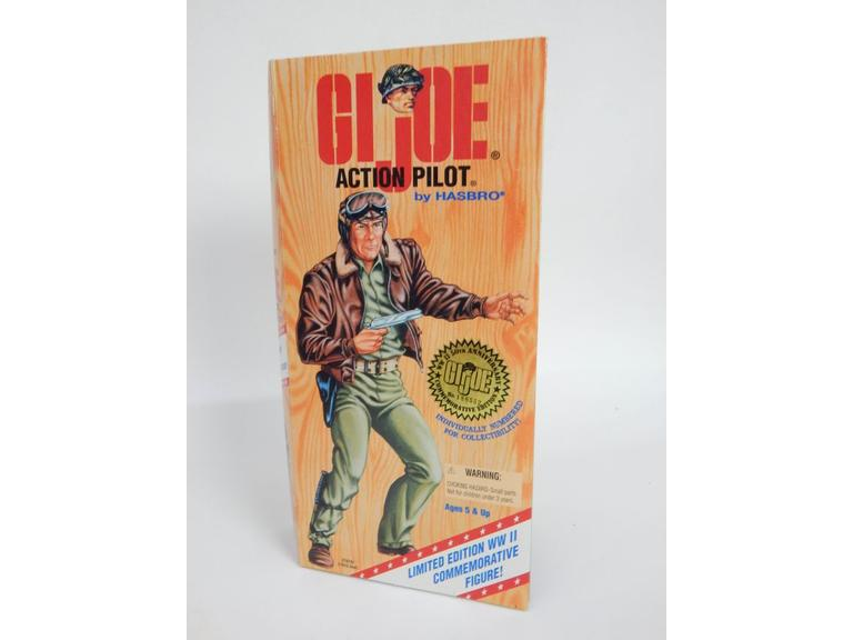 GI Joe Action Pilot Figure