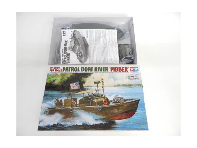 Tamiya Military Patrol Boat Model Kit