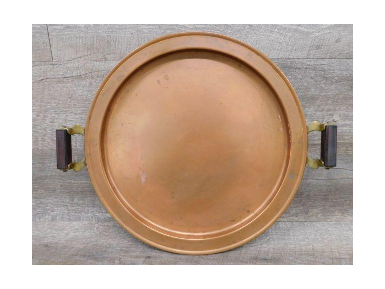 1912 Manning Bowman Copper Tray