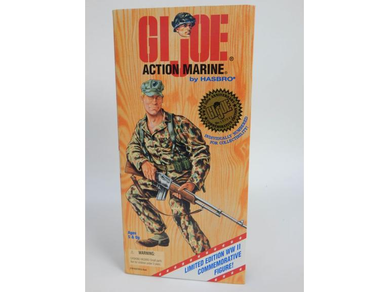 GI Joe Action Marine Figure
