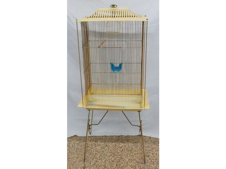 Old Larger size Birdcage with Stand