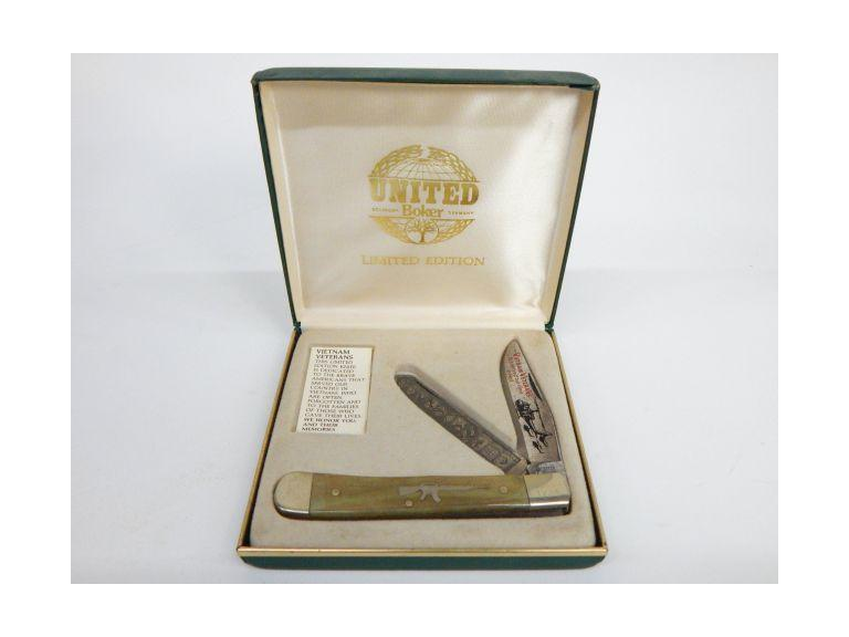 United Boker Vietnam Veterans Knife