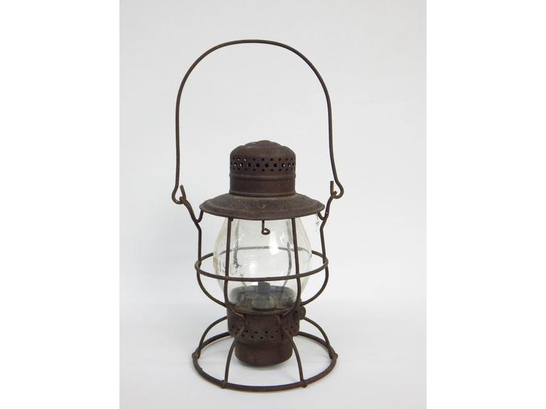 Frisco Railroad Lantern