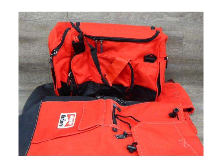Collection of Heavy Duty Marlboro Duffle Bags