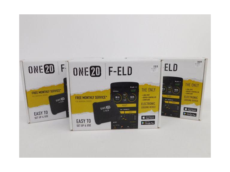 NEW ONE20 F-ELD Electronic Logging Device