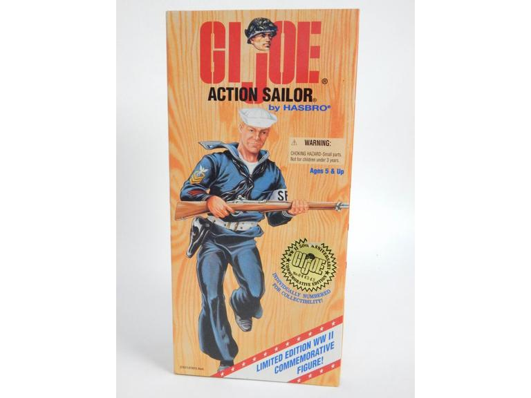 GI Joe Action Sailor Figure