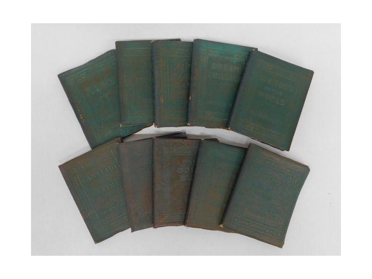 1920's Little Leather Library Books