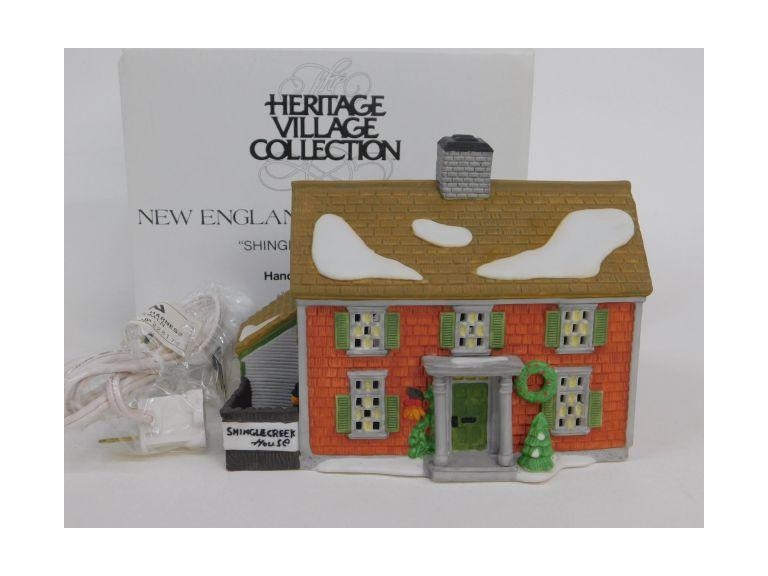 Dept. 56 Shingle Creek House