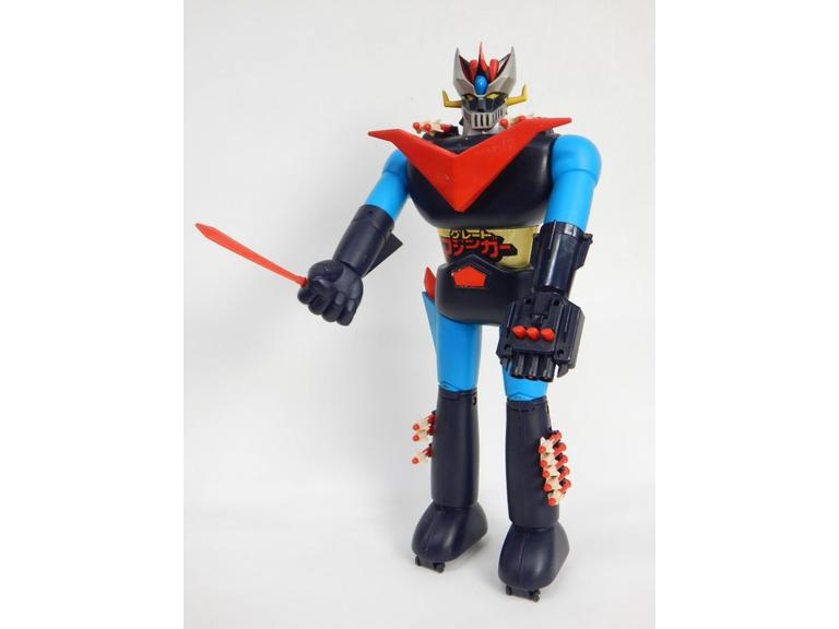 Mazinga Shogun Warrior 24'' with Missiles
