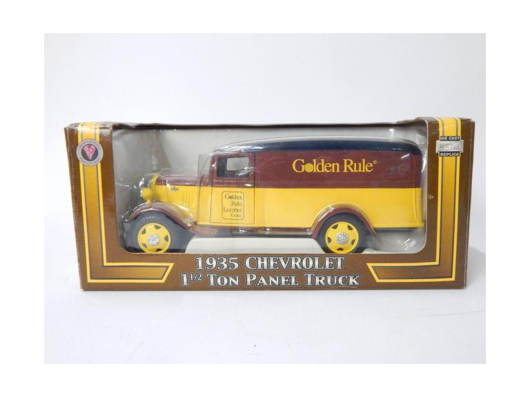Die-Cast Large Scale Panel Truck Model