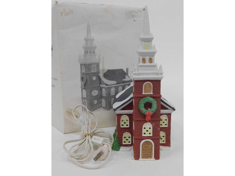 Dept. 56 Old North Church