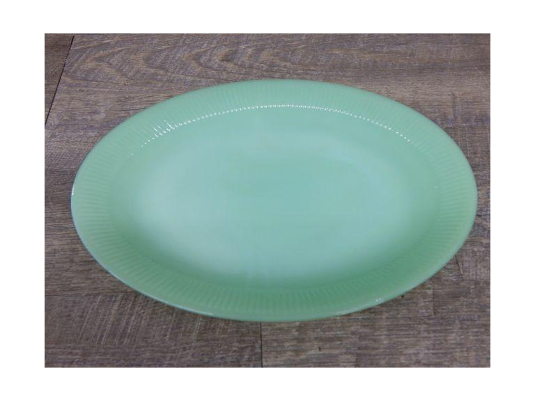 Fire King Jadeite Platter