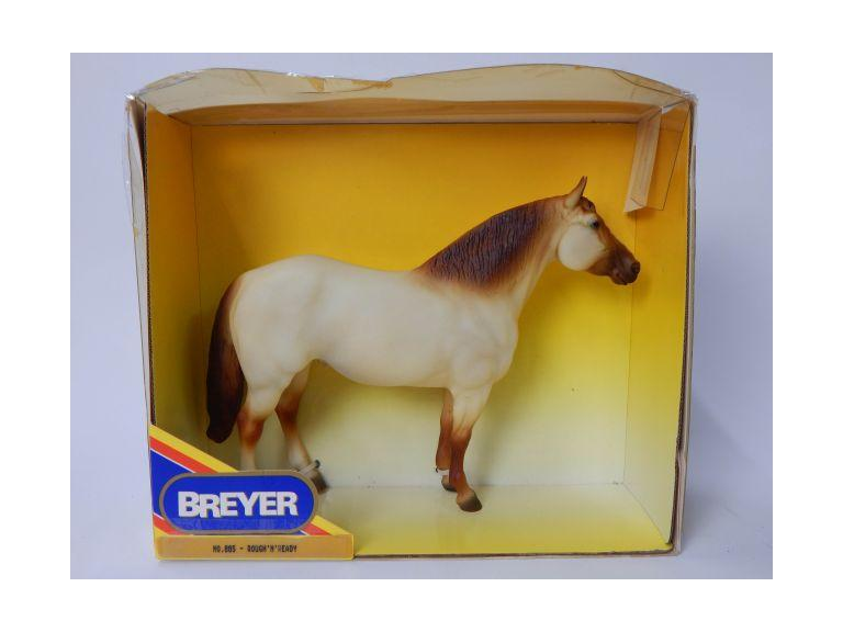 Breyer No.885 Rough & Ready Collectible Horse