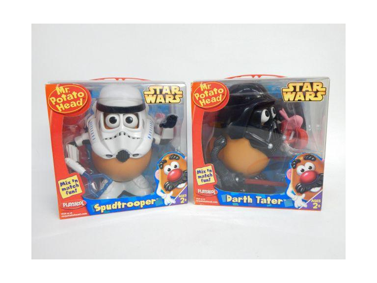 Star Wars Mr. Potato Head Figures